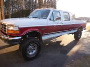 ford f-350 Ford: F-350 XLT Crew Cab Pickup 4-Door